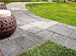 passeio piso cimenticio