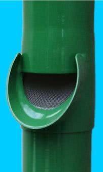 filtro tubo agua da chuva