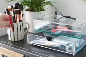 caixa de maquiagem