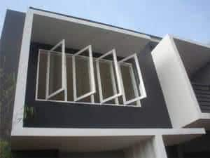 fachada janelas casa