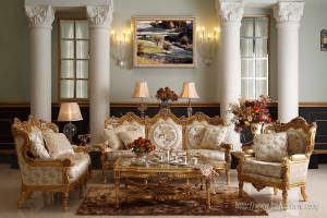 sala tradicional quadro