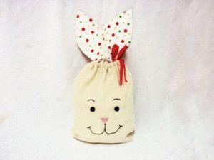 sacola de coelhinho