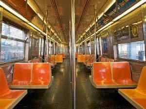 metro interior