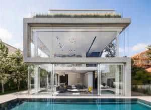 casa vidro