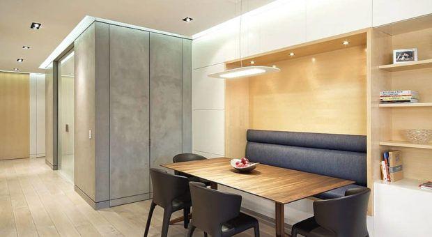 Sala de Jantar em Espaços Pequenos