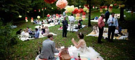 piquenique casamento