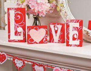 Decoração para o Dia dos Namorados em Casa
