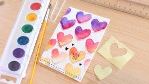 Faça Cartões para o Dia dos Namorados