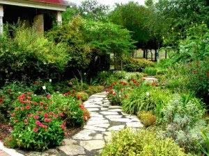 jardim natural