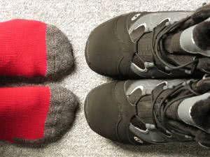 meias botas