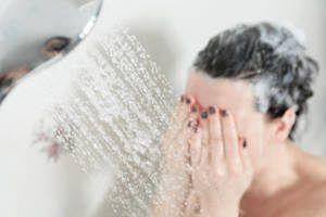 chuveiro banho