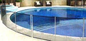 cerca removivel piscina