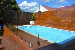 vidro piscina