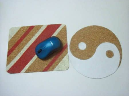 mousepad cortiça