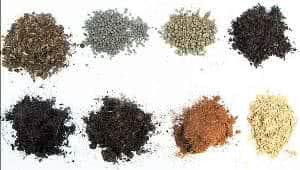 bokashi ingredientes