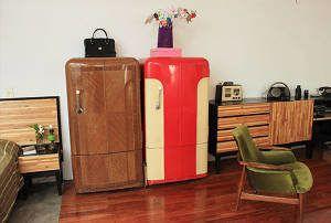 geladeiras decoração sala