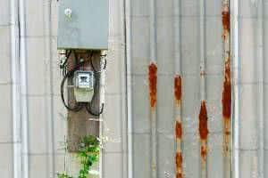 Ligação elétrica clandestina