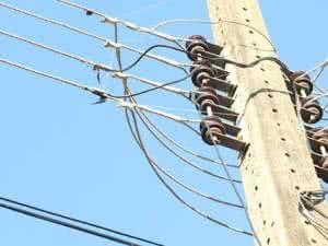 poste de energia