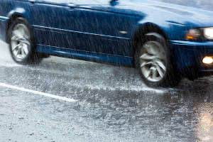 carro chuva