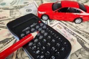 carro dinheiro finanças