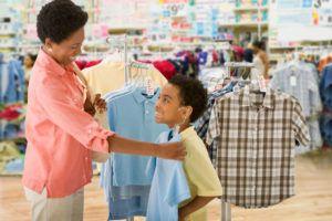 Economize na Compra de Roupas Infantis