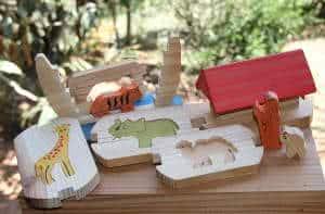 brinquedo madeira animais