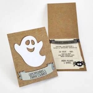 convite fantasma
