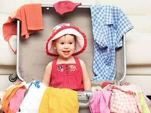menina mala roupas