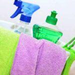 Misturas Explosivas de Produtos de Limpeza