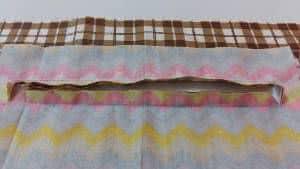 bolsa patchwork apliques