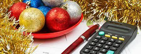 calculadora bolas de natal