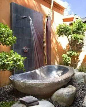 chuveiro banheira