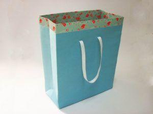 Como Fazer uma Sacola para Presentes