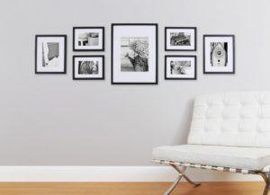 Molduras para Valorizar Fotos