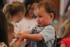 Adaptação da Criança Pequena à Escola