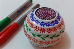 Desenho e Pintura em Porcelana