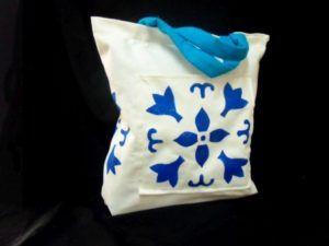 sacola azulejo portugues