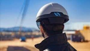 capacete tecnologico