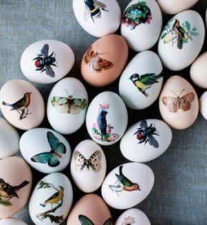 ovos pascoa decalque