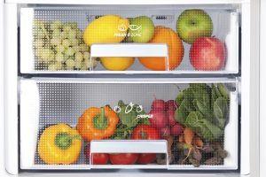 vegetais geladeira