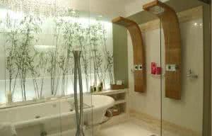 ducha dupla banheiro