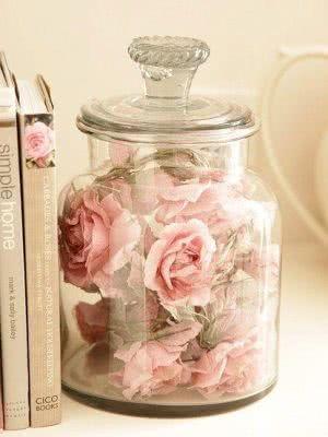 flores jarra