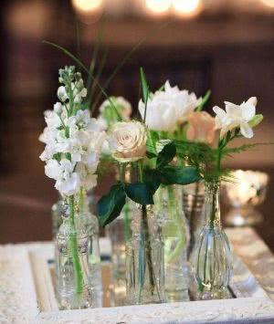 flores vasinhos