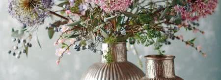 flores vaso