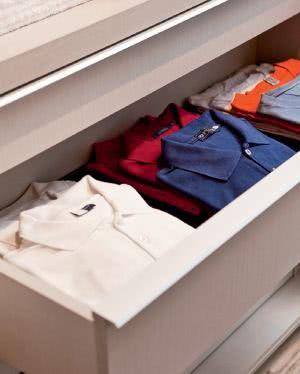 camisas polo gaveta