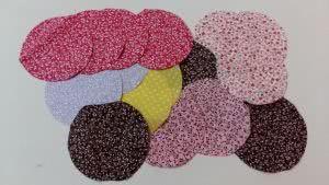 flores de pano