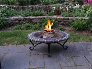 base fogueira