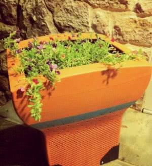 TV jardineira