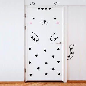 porta gatinho washi
