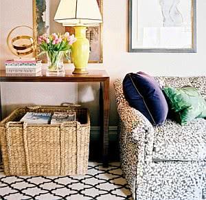 cesta revistas